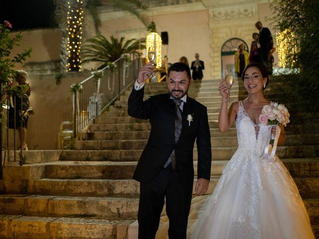 Il matrimonio di Valerio e Tamara a Modica, Ragusa 23