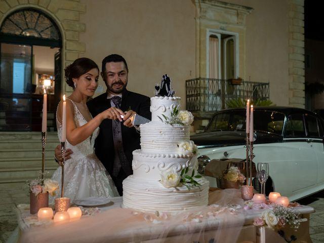 Il matrimonio di Valerio e Tamara a Modica, Ragusa 28