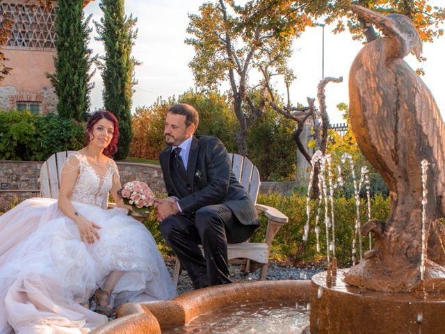 Le nozze di Luca e Veronica