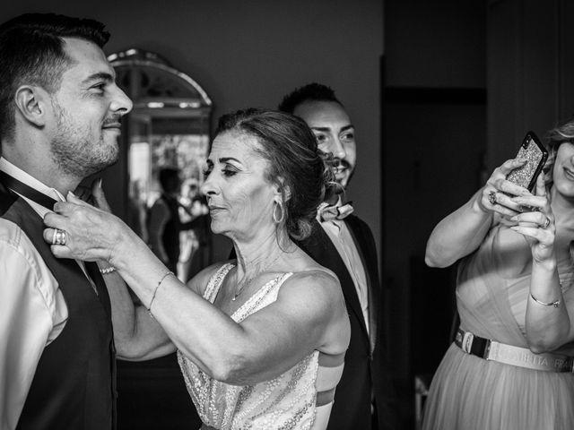 Il matrimonio di Giovanni e Mariarosaria a Napoli, Napoli 6
