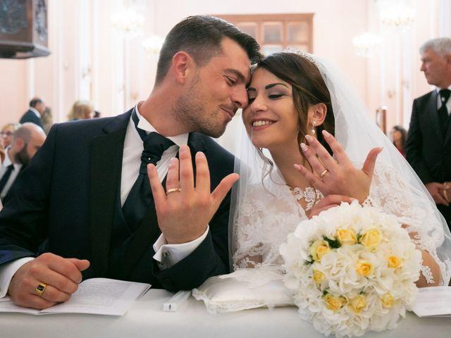 Il matrimonio di Giovanni e Mariarosaria a Napoli, Napoli 82