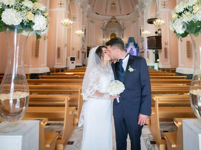 Il matrimonio di Giovanni e Mariarosaria a Napoli, Napoli 84