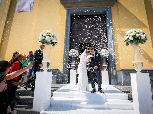 Il matrimonio di Giovanni e Mariarosaria a Napoli, Napoli 85