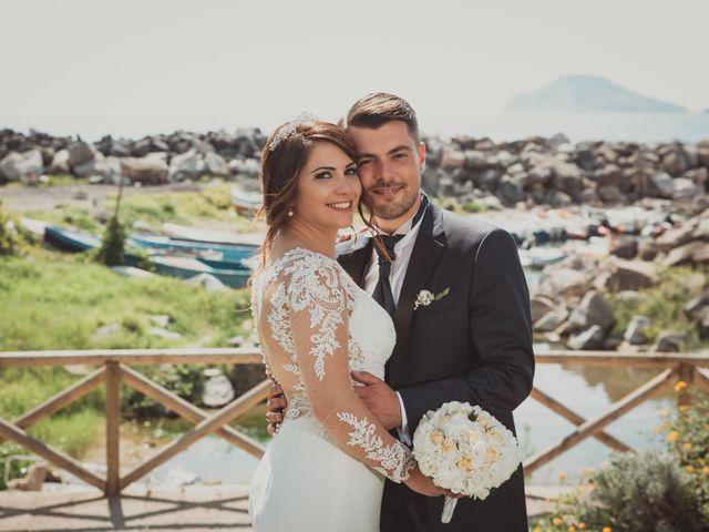 Il matrimonio di Giovanni e Mariarosaria a Napoli, Napoli 91