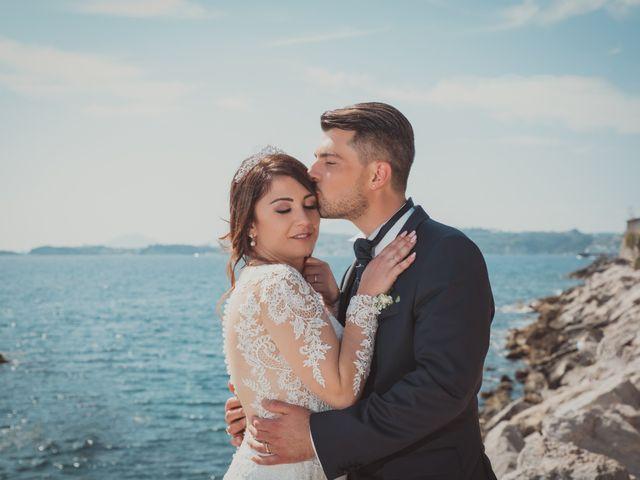 Il matrimonio di Giovanni e Mariarosaria a Napoli, Napoli 94