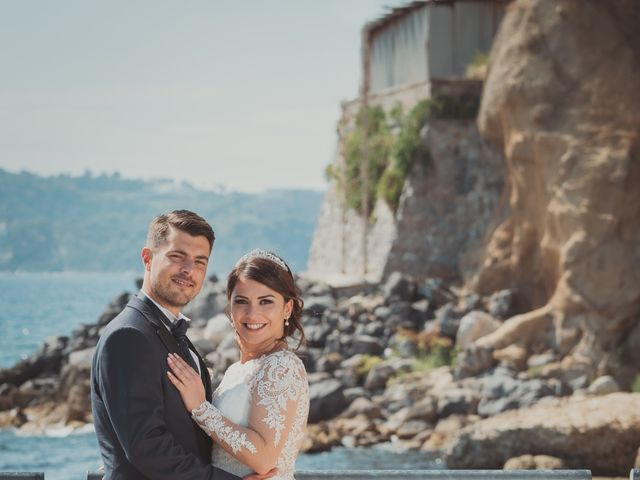 Il matrimonio di Giovanni e Mariarosaria a Napoli, Napoli 101