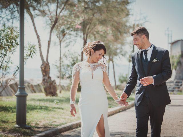Il matrimonio di Giovanni e Mariarosaria a Napoli, Napoli 1