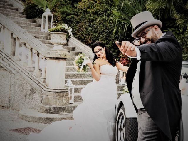 Il matrimonio di alessandra e domenico a Cassano d'Adda, Milano 13