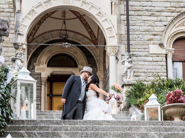 Il matrimonio di alessandra e domenico a Cassano d'Adda, Milano 14