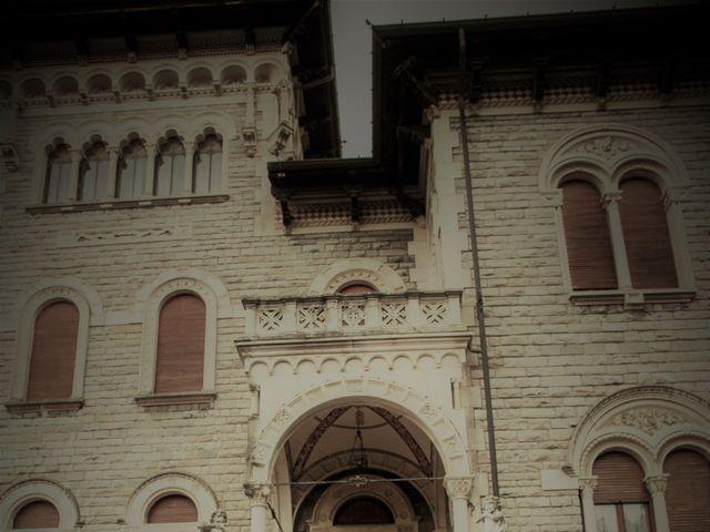 Il matrimonio di alessandra e domenico a Cassano d'Adda, Milano 15