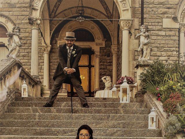 Il matrimonio di alessandra e domenico a Cassano d'Adda, Milano 16