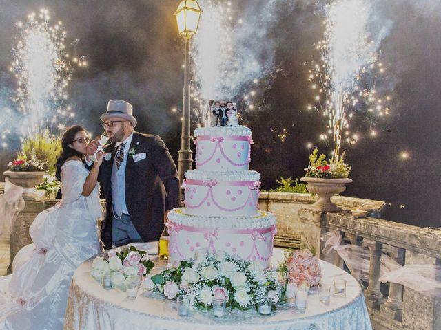Il matrimonio di alessandra e domenico a Cassano d'Adda, Milano 22