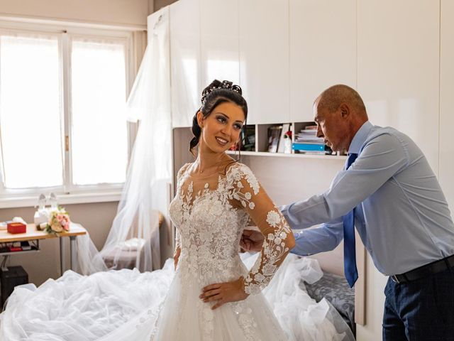 Il matrimonio di Guseppe e Andrea a Milano, Milano 21