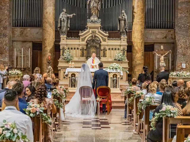 Il matrimonio di Guseppe e Andrea a Milano, Milano 28