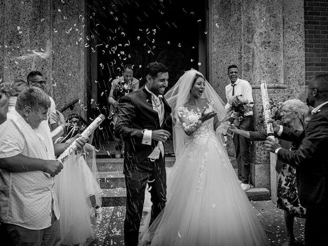 Il matrimonio di Guseppe e Andrea a Milano, Milano 37