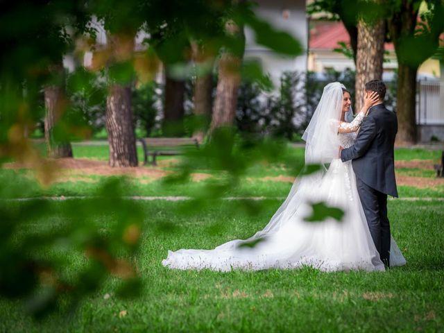 Il matrimonio di Guseppe e Andrea a Milano, Milano 42