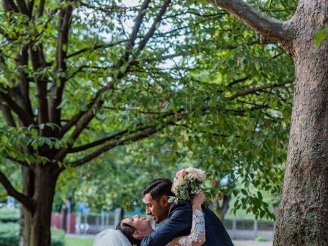 Il matrimonio di Guseppe e Andrea a Milano, Milano 46