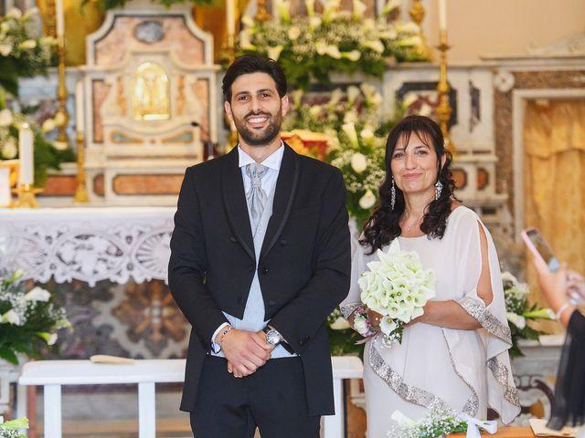 Il matrimonio di Antonio e Letizia a Amalfi, Salerno 20