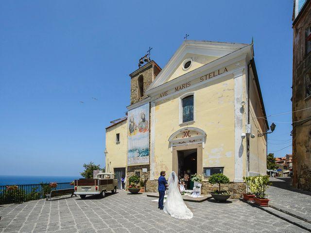 Il matrimonio di Antonio e Letizia a Amalfi, Salerno 22