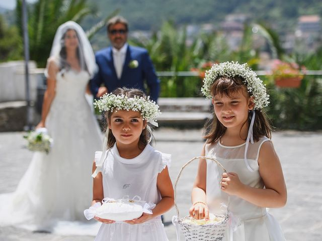Il matrimonio di Antonio e Letizia a Amalfi, Salerno 23