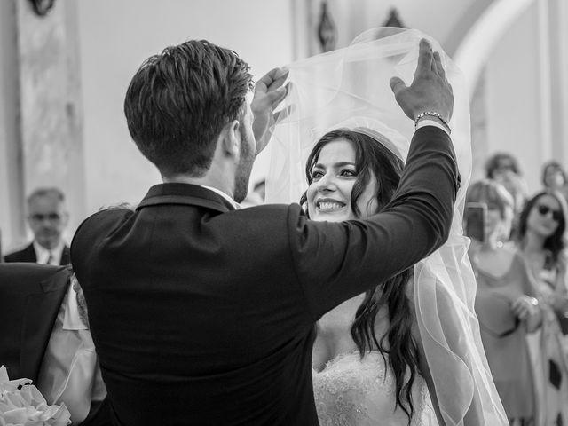 Il matrimonio di Antonio e Letizia a Amalfi, Salerno 24