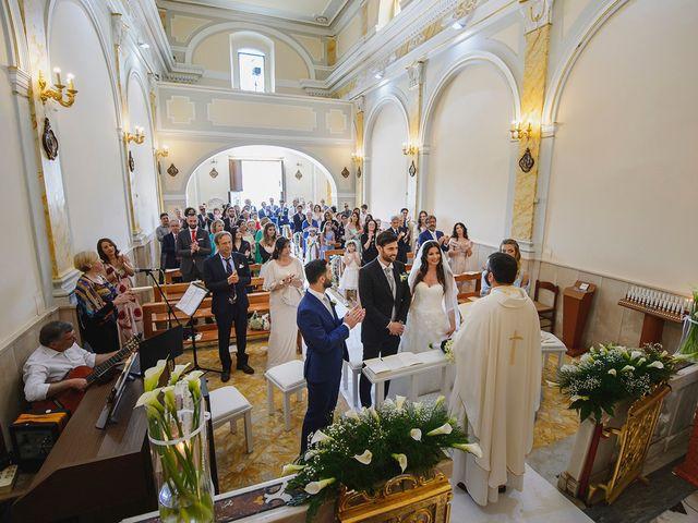 Il matrimonio di Antonio e Letizia a Amalfi, Salerno 26