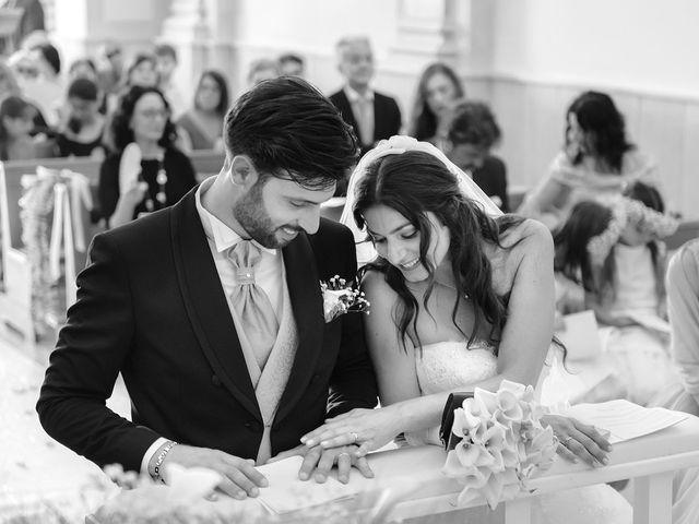 Il matrimonio di Antonio e Letizia a Amalfi, Salerno 28