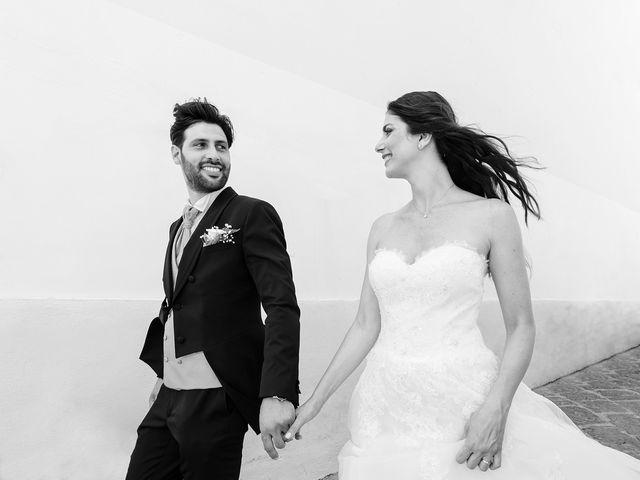 Il matrimonio di Antonio e Letizia a Amalfi, Salerno 32