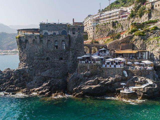 Il matrimonio di Antonio e Letizia a Amalfi, Salerno 1