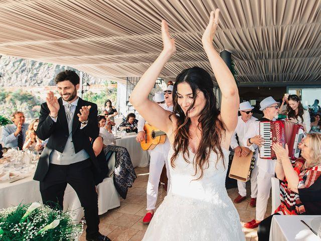 Il matrimonio di Antonio e Letizia a Amalfi, Salerno 36