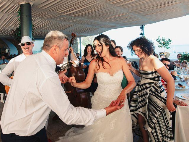 Il matrimonio di Antonio e Letizia a Amalfi, Salerno 37