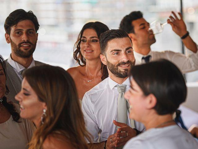Il matrimonio di Antonio e Letizia a Amalfi, Salerno 41