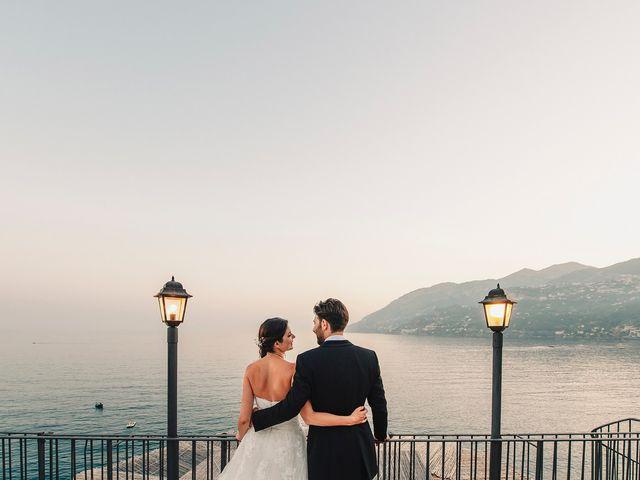 Il matrimonio di Antonio e Letizia a Amalfi, Salerno 42
