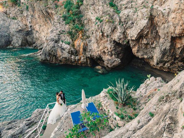 Il matrimonio di Antonio e Letizia a Amalfi, Salerno 43