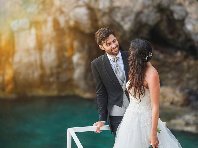 Il matrimonio di Antonio e Letizia a Amalfi, Salerno 44