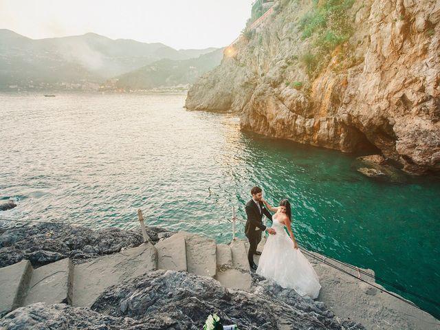 Il matrimonio di Antonio e Letizia a Amalfi, Salerno 46