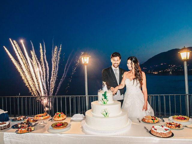 Il matrimonio di Antonio e Letizia a Amalfi, Salerno 48