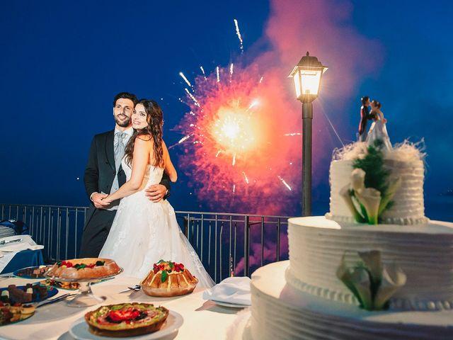 Il matrimonio di Antonio e Letizia a Amalfi, Salerno 49
