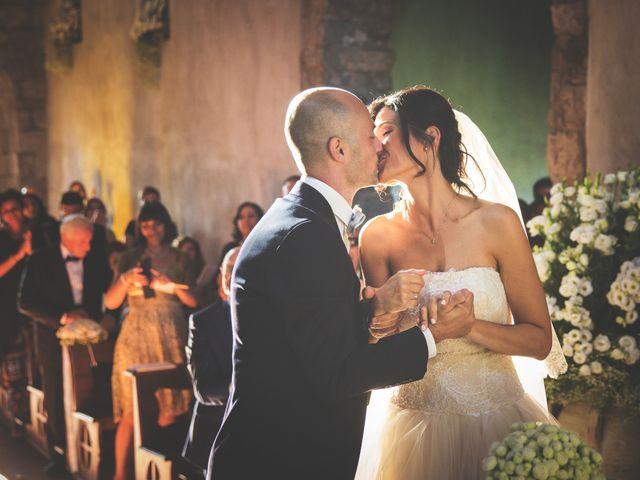 le nozze di Tina e Giuseppe
