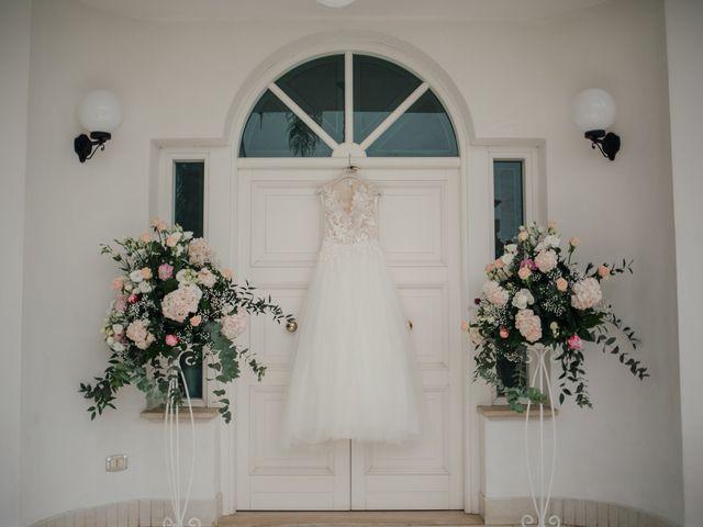 Il matrimonio di Davide e Debora a Fondi, Latina 5