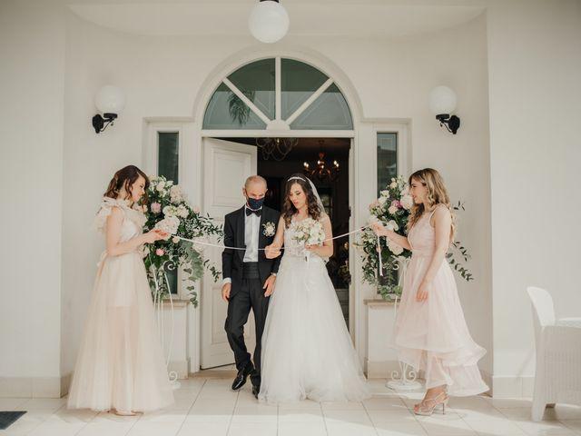 Il matrimonio di Davide e Debora a Fondi, Latina 20