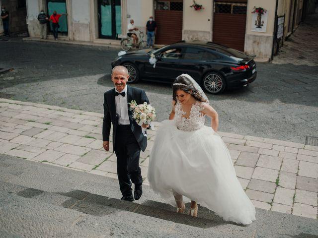 Il matrimonio di Davide e Debora a Fondi, Latina 27