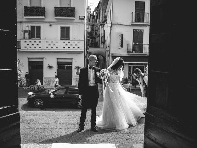 Il matrimonio di Davide e Debora a Fondi, Latina 28