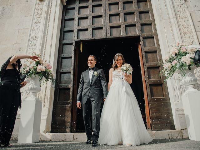 Il matrimonio di Davide e Debora a Fondi, Latina 35