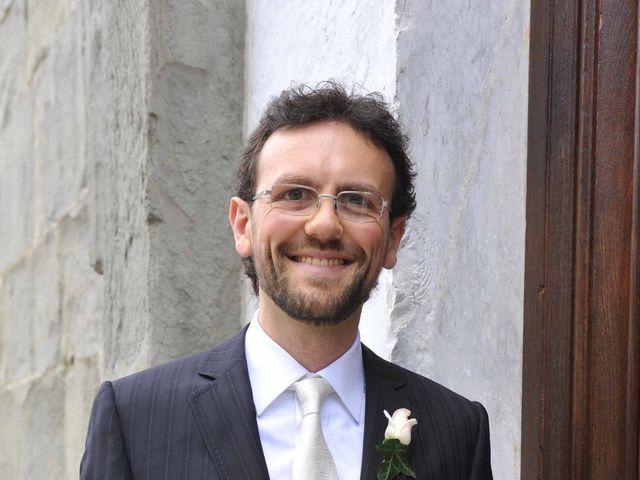 Il matrimonio di Isabella e Luca a Montecarlo, Lucca 7