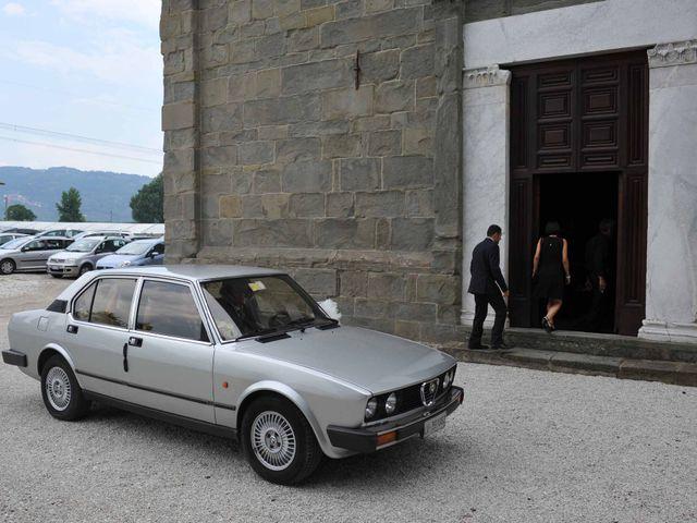 Il matrimonio di Isabella e Luca a Montecarlo, Lucca 16