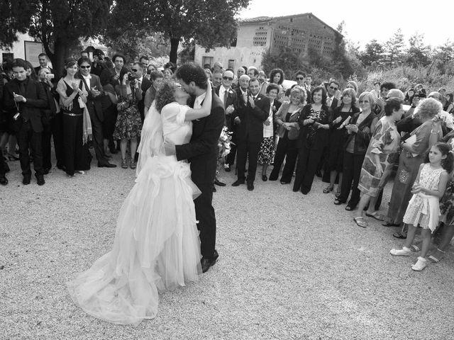 Il matrimonio di Isabella e Luca a Montecarlo, Lucca 20