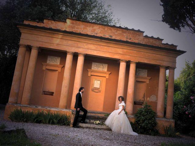 Il matrimonio di Isabella e Luca a Montecarlo, Lucca 22