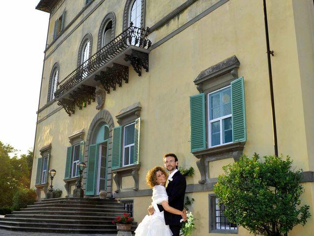 Il matrimonio di Isabella e Luca a Montecarlo, Lucca 24