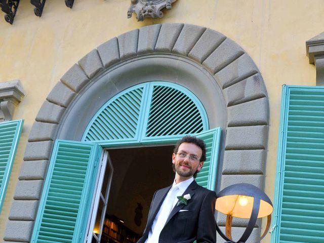 Il matrimonio di Isabella e Luca a Montecarlo, Lucca 29